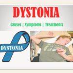 Dystonia treatment