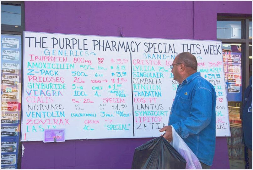 Americans find big savings from pharmacies, dentists located in canada and mexico and drug