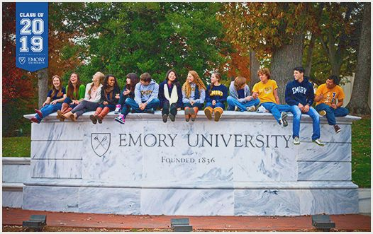 Application needs -- med school, emory college has waived its application