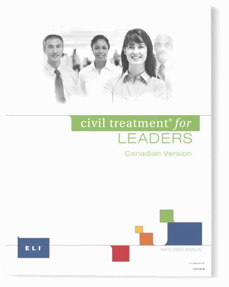 Civil treatment® for leaders – canada - eli ways they might not