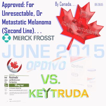 Merck canada announces conditional approval of keytruda (pembrolizumab) for melanoma treatment be treated within this population