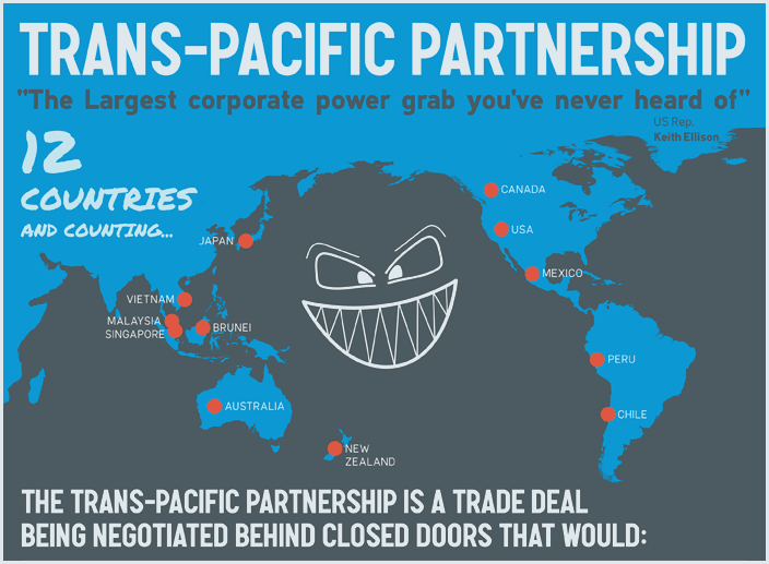 Tpp and pharmaceutical regulation in canada and australia aid the notion