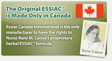 A brief history of essiac and rene m. caisse, canada' title=